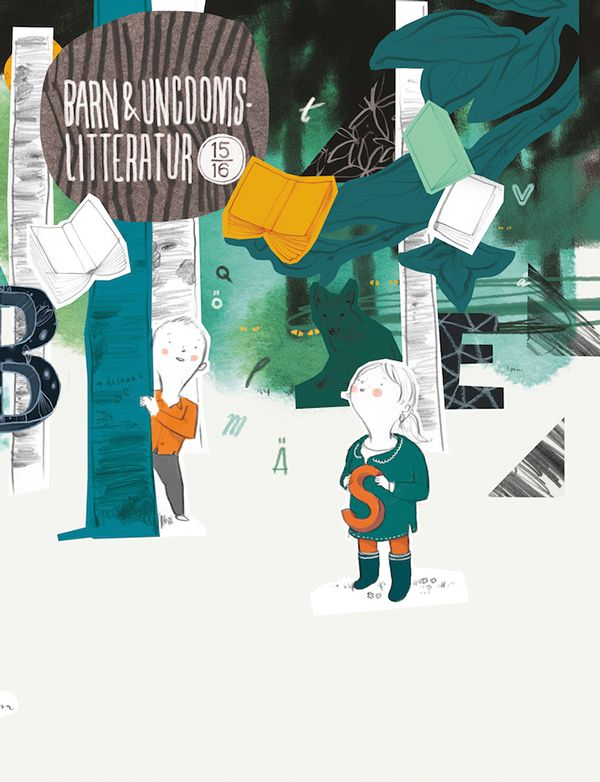 Books for young people, by Mattias Käll on Behance