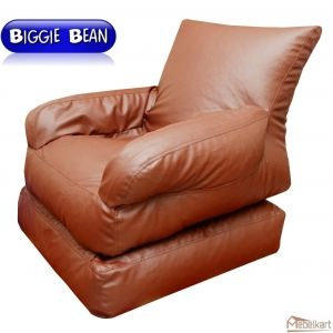 Bean Sofa Cum Bed Convertible : Cover Only