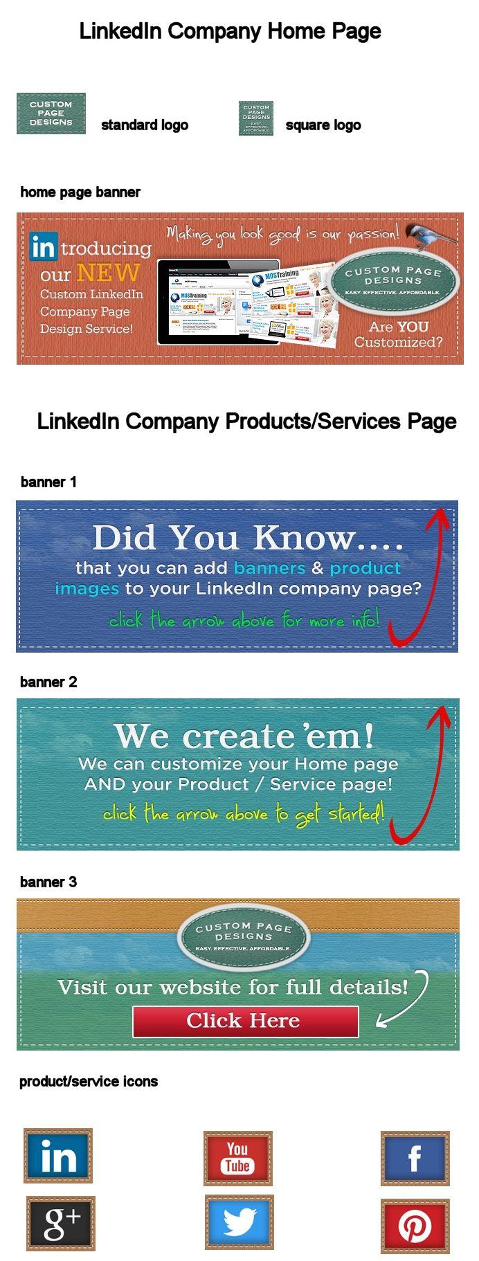 how to add logo to linkedin company