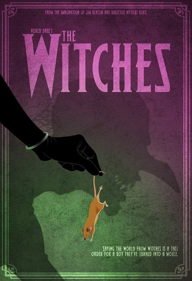 The Witches (1990) | The witches 1990, The witch movie, Witch