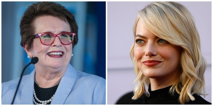 Billie Jean King Gently Schooled Emma Stone About The Wage Gap | HuffPost