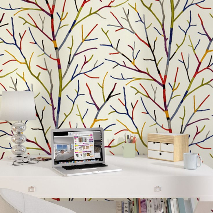 25 best papier peint 4 murs ideas on pinterest papier. Black Bedroom Furniture Sets. Home Design Ideas