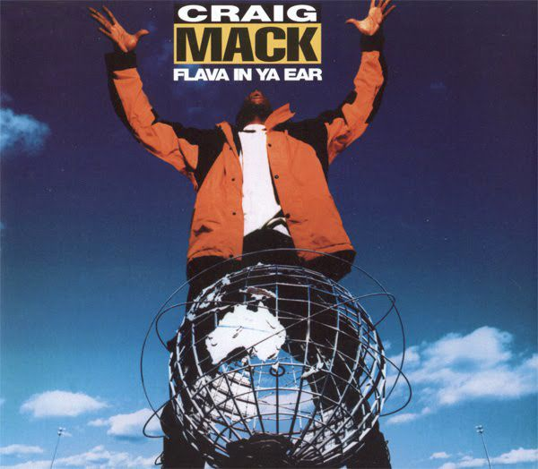 """Craig Mack, feat. The Notorious B.I.G., Rampage, LL Cool J, Busta Rhymes, and Puff Daddy, """"Flava in Ya Ear (Remix)"""" (1994) 