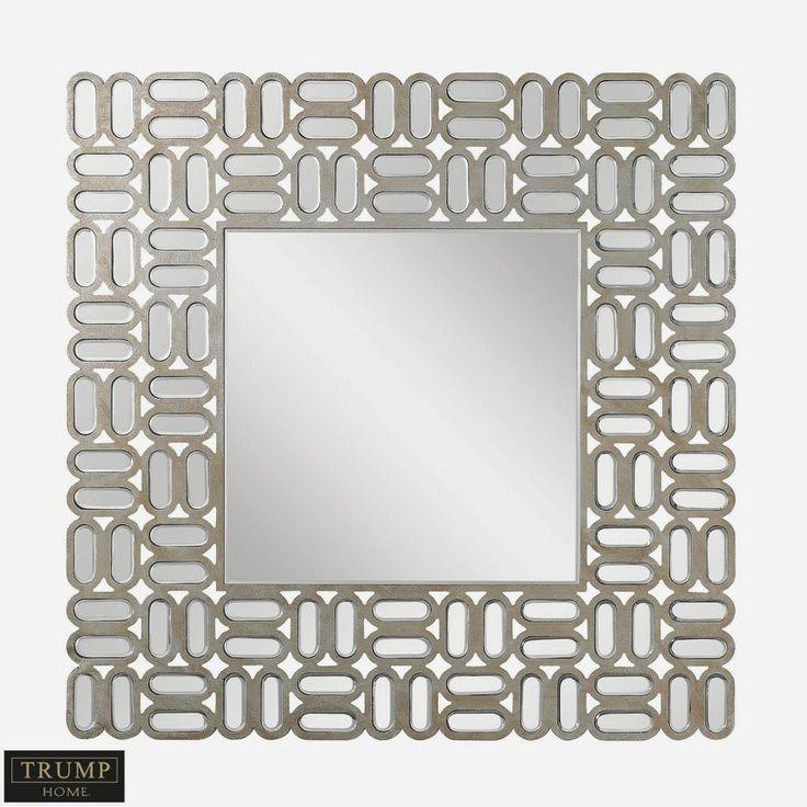 "1STOPlighting.com | 32"" Square Alternating Oblong Mirror"