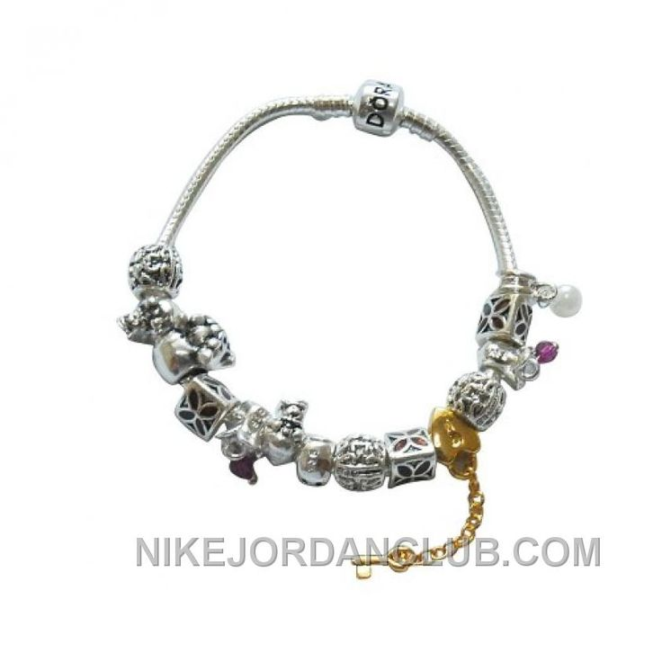 http://www.nikejordanclub.com/pandora-with-beads-and-charms-silver-diy-bracelet-clearance-sale-free-shipping.html PANDORA WITH BEADS AND CHARMS SILVER DIY BRACELET CLEARANCE SALE FREE SHIPPING Only $13.16 , Free Shipping!