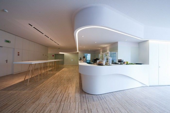 Inside Microsofts New Lisbon Offices