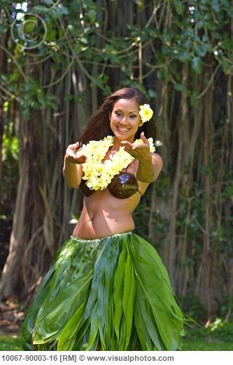Image result for vintage tropical | Hula girl, Hula