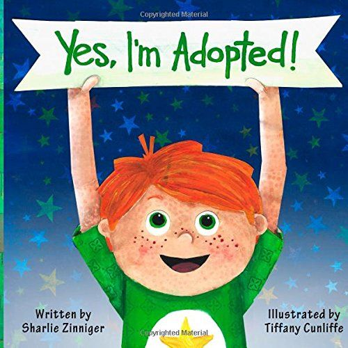 This is a cute little children's book about adoption. It really highlights how adoption is brought about by love. Perfect for anyone whose life has been blessed by adoption!