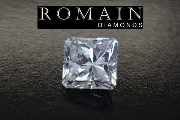 Have you seen the 3.54Ct Princess Cut Diamond we have in stock?