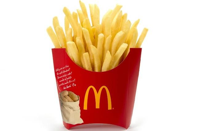 1 Mcdonald S Best Fast Food French Fries Pictures Chowhound French Fries Mcdonald French Fries Best Fast Food