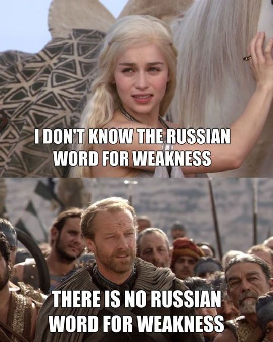 Why Putin Watches Game Of Thrones