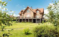 Проект деревянного дома из клееного бруса Лира, площадь 387 м2, 2 этажа, 4 спальни, фото 16
