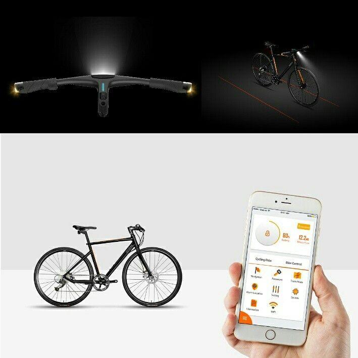 Cookee Bike, est le 1er vélo intelligent. Ce vélo connecté est équipé de Bluetooth, de Wi-Fi et même d'une connexion data mobile. C'est le nouveau compagnon de sportsroute idéal pour les accros du high-tech. Découvrez une nouvelle façon de vous déplacer.