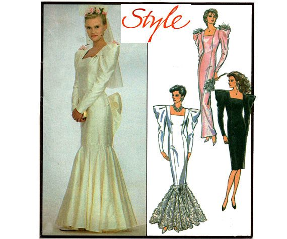 300 Best Images About 1980s Vintage Sewing Patterns On