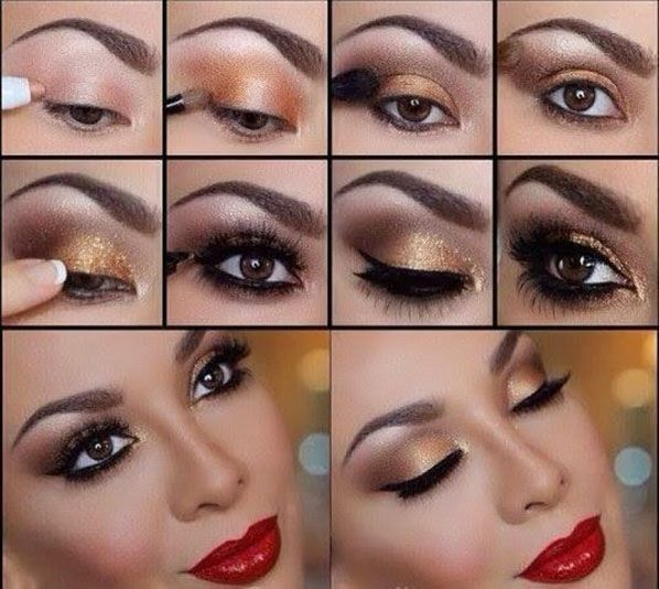 668 best images about Eye Makeup Tutorial on Pinterest | Eyeshadow ...