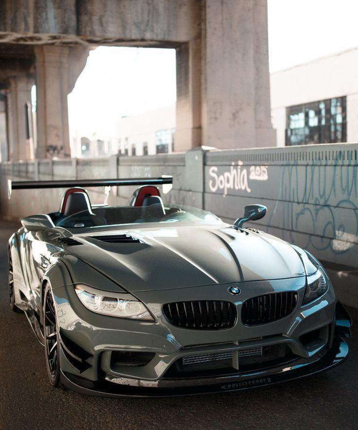 Bmw Z4 Old: Bulletproof BMW Z4 E89