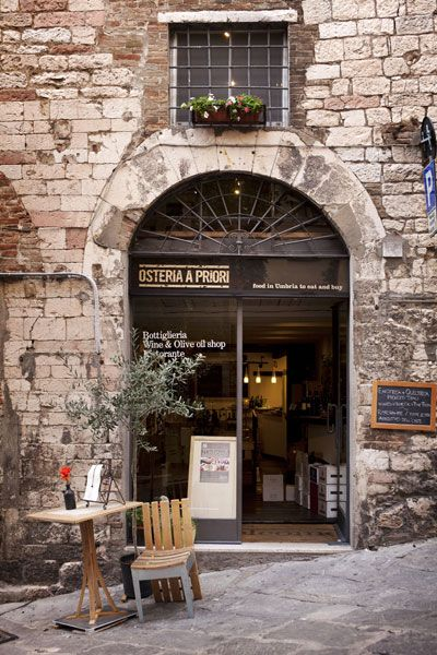 Osteria a Priori, Perugia