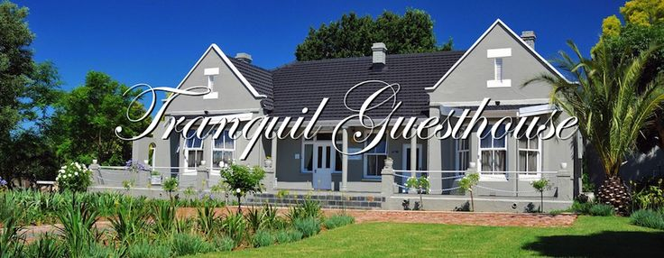 Tranquil Guest House - Dundee