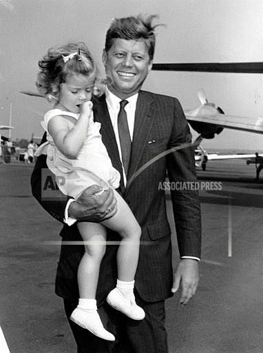 538 best les kennedy images on pinterest jackie kennedy jaqueline president elect kennedy holding his loving daughter in his arms before going on a trip together altavistaventures Images