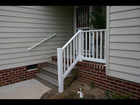 Railings For Steps #  Aluminum Railings For Front Steps # Aluminum Raili...