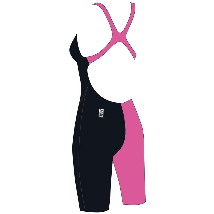 Speedo LZR Elite 2 Openback Kneeskin V2 - Schwimmanzug Damen