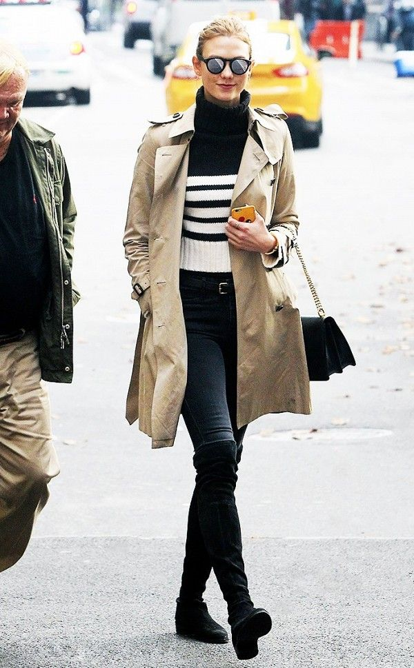Burberry Trench Coat Celebrity Style - Tradingbasis