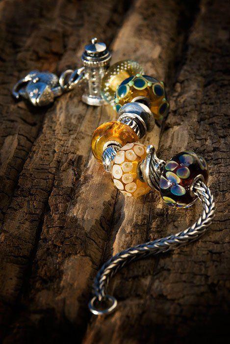 Fabulous Trollbead bracelet!