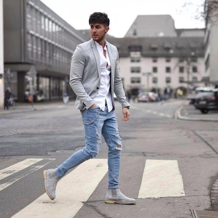 Las 25 Mejores Ideas Sobre Moda Masculina 2017 En Pinterest Moda Casual Masculina Moda Homem
