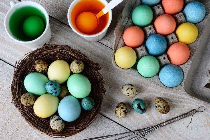 A húsvéti asztal legszebb dísze: a tojások! - Séf