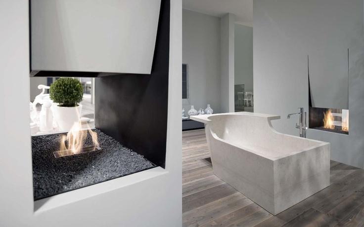 Luxusní koupelnový krb Antonio Lupi http://www.saloncardinal.com/antonio-lupi-ff8