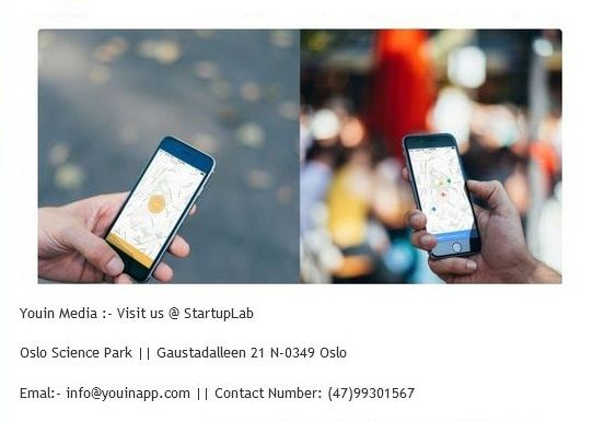 Youin is a location based meet-up app that allows you to hang out with friends spontaneously.