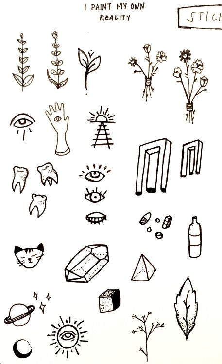 25 b sta id erna om stick n poke p pinterest liten for How to stick and poke tattoo