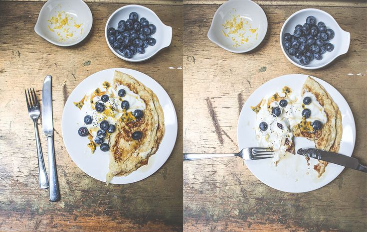 Nourish Book review and sweet omelette recipe - Sugar Thumb