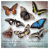 CU Butterflies vol.1