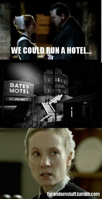 Downton Abbey Funny