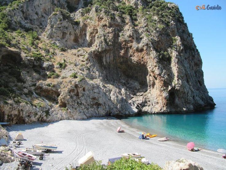 Vithouri Beach, Evia, Greece (Παραλία Βύθουρη, Εύβοια)   Evia-Guide