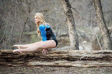 Gymnast Senior Pictures
