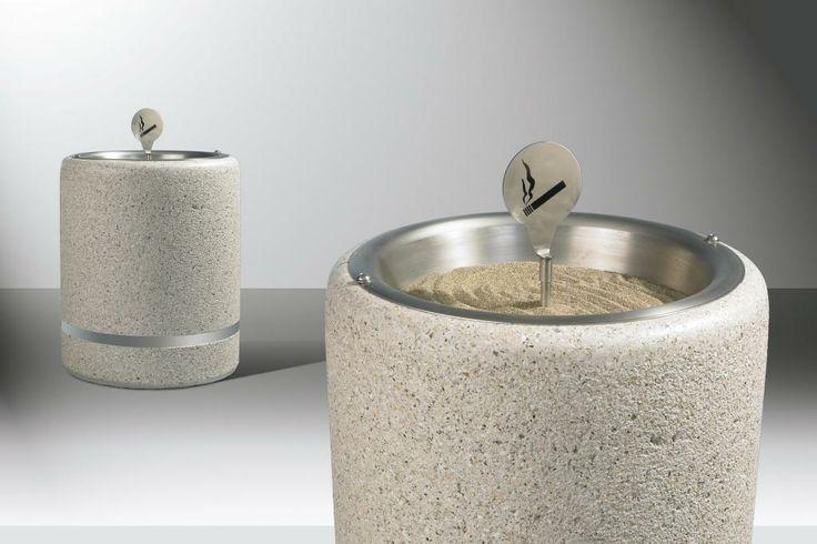 CRONO #ashtray. #sustainability for a better #environment