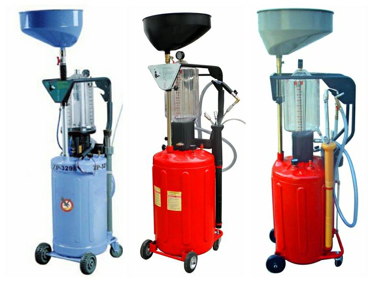 Pneumatic Engine Oil Extractor Oil Extractor Machine Oil