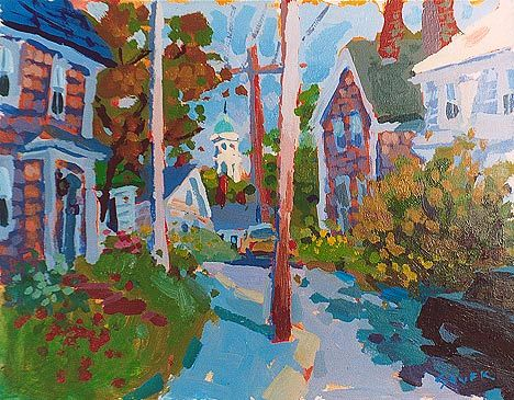 Charles Sovek, Artist and Author   Oldies but Goodies   Acrylic Paintings