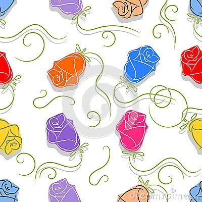 Download Rose Flowers Seamless Royalty Free Stock Photography for free or as low as 0.68 lei. New users enjoy 60% OFF. 22,766,836 high-resolution stock photos and vector illustrations. Image: 39635507