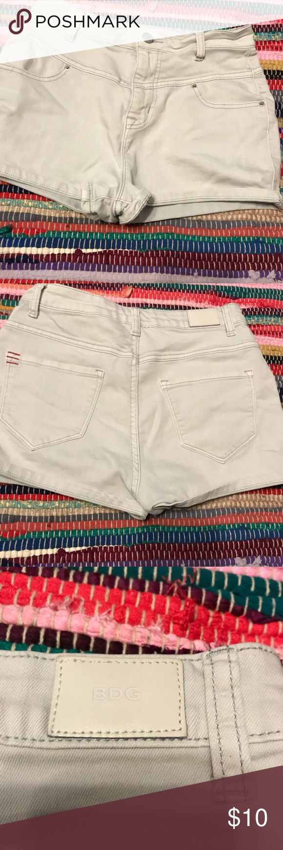Urban Outfitters BDG High Rise Denim Shorts. BDG High Rise Shorts Size 28 BDG Shorts Jean Shorts