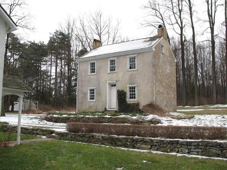 1700s HOUSE BALLY PA House styles, Old farm, House