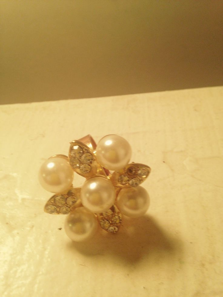 Bought from the Pink Closet. Lake Havasu, City AZ. $1.00 ring.