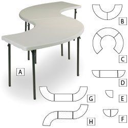 17 Best Images About Serpentine Table Ideas On Pinterest Food Displays Chairs And Head Tables