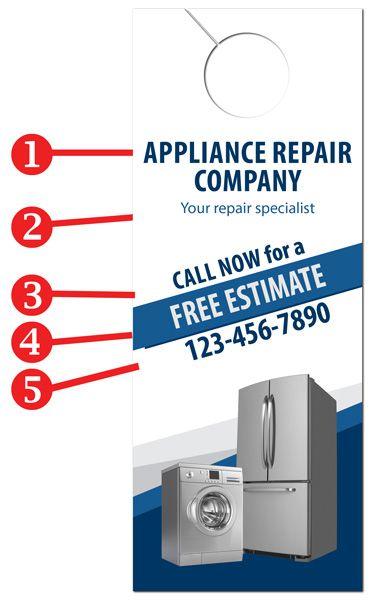10 best Custom Print - Appliance Repair images on Pinterest - appliance repair sample resume