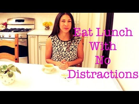 """Focus on your food with no distraction, especially at lunch! - Jennifer L. Scott author of """"Lessons from Madame Chic""""and her new book """"At Home with Madame Chic"""" wonderful french tips for beautiful living. #MadameChic #JennierLScott #french #lunch"""