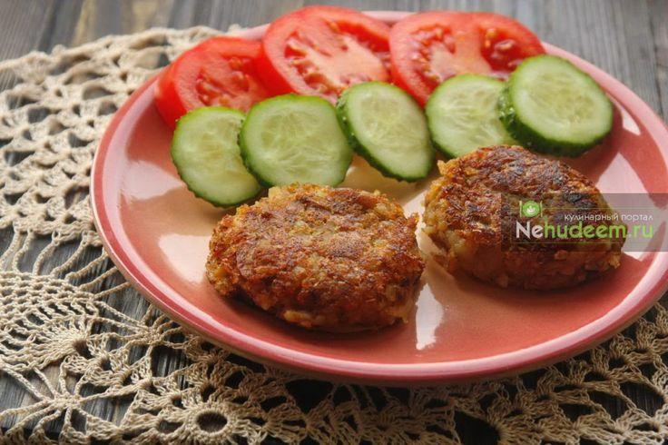 Котлеты из гречки и капусты — Пошаговые рецепты с фото