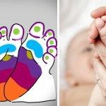Reflexologia bebe