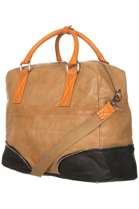 Three Color Holdall Top